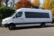 Minibus Huren Brabant